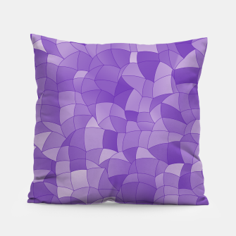 Thumbnail image of Geometric Shapes Fragments Pattern 2 pu2 Pillow, Live Heroes