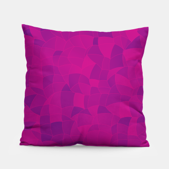 Thumbnail image of Geometric Shapes Fragments Pattern 2 mag3 Pillow, Live Heroes