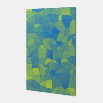 Thumbnail image of Geometric Shapes Fragments Pattern 2 by Canvas, Live Heroes