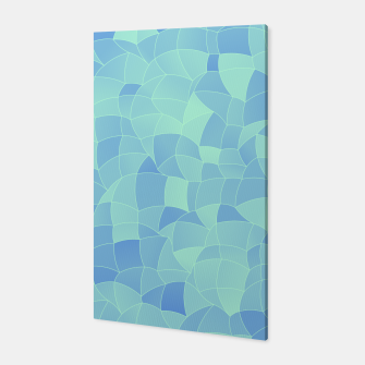 Imagen en miniatura de Geometric Shapes Fragments Pattern 2 ib Canvas, Live Heroes
