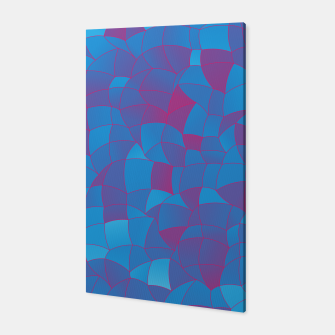 Imagen en miniatura de Geometric Shapes Fragments Pattern 2 pb Canvas, Live Heroes