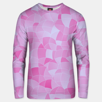 Thumbnail image of Geometric Shapes Fragments Pattern 2 ip Unisex sweater, Live Heroes