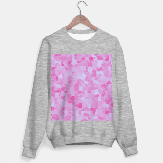 Thumbnail image of Geometric Shapes Fragments Pattern 2 ip Sweater regular, Live Heroes
