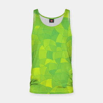 Miniaturka Geometric Shapes Fragments Pattern 2 yg Tank Top, Live Heroes