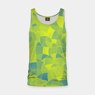Miniaturka Geometric Shapes Fragments Pattern 2 byi Tank Top, Live Heroes