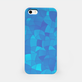 Thumbnail image of Geometric Shapes Fragments Pattern 2 pb2 iPhone Case, Live Heroes