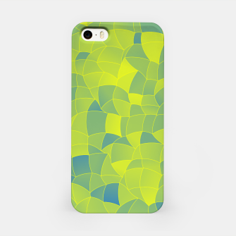 Thumbnail image of Geometric Shapes Fragments Pattern 2 byi iPhone Case, Live Heroes