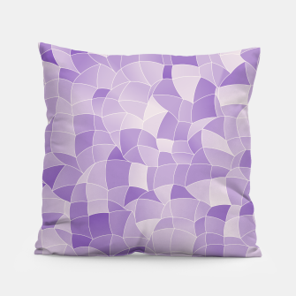 Thumbnail image of Geometric Shapes Fragments Pattern 2 pu2i Pillow, Live Heroes