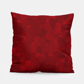 Thumbnail image of Geometric Shapes Fragments Pattern 2 dr Pillow, Live Heroes