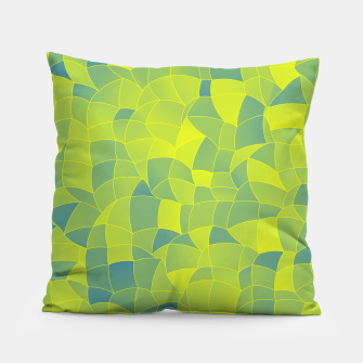 Thumbnail image of Geometric Shapes Fragments Pattern 2 byi Pillow, Live Heroes