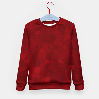 Thumbnail image of Geometric Shapes Fragments Pattern 2 dr Kid's sweater, Live Heroes