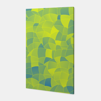 Thumbnail image of Geometric Shapes Fragments Pattern 2 byi Canvas, Live Heroes