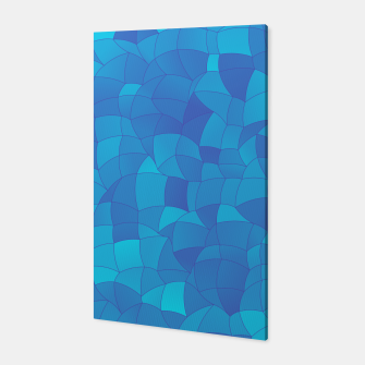 Thumbnail image of Geometric Shapes Fragments Pattern 2 pb2 Canvas, Live Heroes
