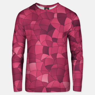 Miniatur Geometric Shapes Fragments Pattern 2 ip2i Unisex sweater, Live Heroes