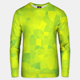 Miniatur Geometric Shapes Fragments Pattern 2 ygi Unisex sweater, Live Heroes