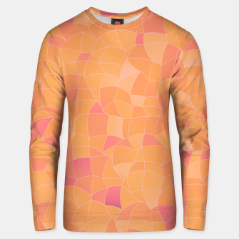 Miniatur Geometric Shapes Fragments Pattern 2 cr2 Unisex sweater, Live Heroes
