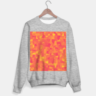 Thumbnail image of Geometric Shapes Fragments Pattern 2 pyp Sweater regular, Live Heroes