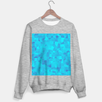 Thumbnail image of Geometric Shapes Fragments Pattern 2 pb2i Sweater regular, Live Heroes