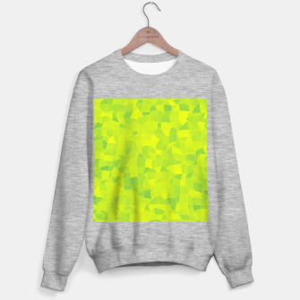 Thumbnail image of Geometric Shapes Fragments Pattern 2 ygi Sweater regular, Live Heroes