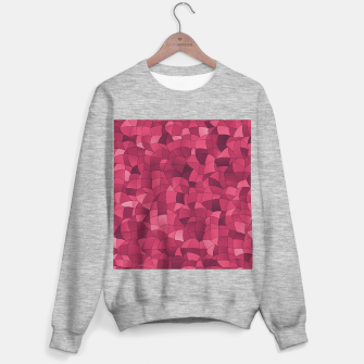 Thumbnail image of Geometric Shapes Fragments Pattern 2 ip2i Sweater regular, Live Heroes