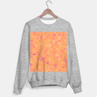 Thumbnail image of Geometric Shapes Fragments Pattern 2 cr2 Sweater regular, Live Heroes