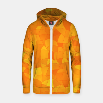 Thumbnail image of Geometric Shapes Fragments Pattern 2 yo Zip up hoodie, Live Heroes