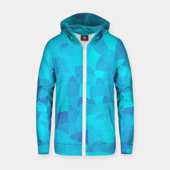 Thumbnail image of Geometric Shapes Fragments Pattern 2 pb2i Zip up hoodie, Live Heroes
