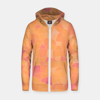 Thumbnail image of Geometric Shapes Fragments Pattern 2 cr2 Zip up hoodie, Live Heroes