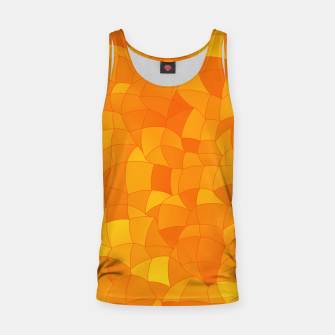 Miniaturka Geometric Shapes Fragments Pattern 2 yo Tank Top, Live Heroes