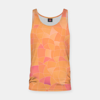 Miniaturka Geometric Shapes Fragments Pattern 2 cr2 Tank Top, Live Heroes