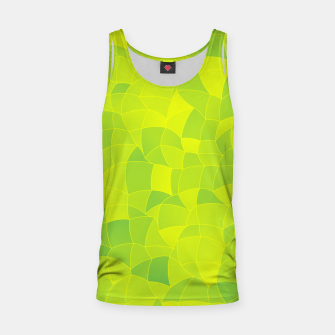 Miniaturka Geometric Shapes Fragments Pattern 2 ygi Tank Top, Live Heroes
