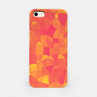 Thumbnail image of Geometric Shapes Fragments Pattern 2 pyp iPhone Case, Live Heroes