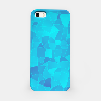 Thumbnail image of Geometric Shapes Fragments Pattern 2 pb2i iPhone Case, Live Heroes