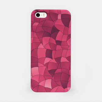 Thumbnail image of Geometric Shapes Fragments Pattern 2 ip2i iPhone Case, Live Heroes