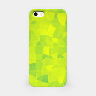 Thumbnail image of Geometric Shapes Fragments Pattern 2 ygi iPhone Case, Live Heroes