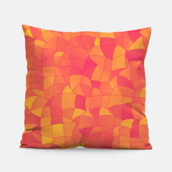 Thumbnail image of Geometric Shapes Fragments Pattern 2 pyp Pillow, Live Heroes