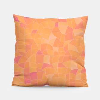 Thumbnail image of Geometric Shapes Fragments Pattern 2 cr2 Pillow, Live Heroes