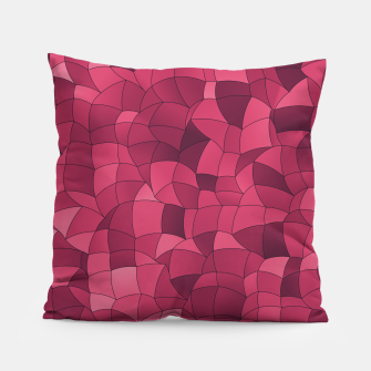Thumbnail image of Geometric Shapes Fragments Pattern 2 ip2i Pillow, Live Heroes