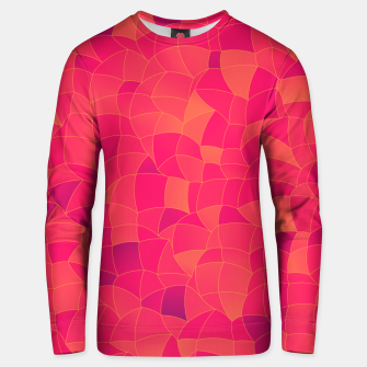 Miniatur Geometric Shapes Fragments Pattern 2 ip3 Unisex sweater, Live Heroes