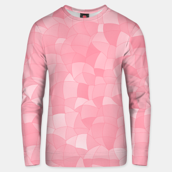 Miniatur Geometric Shapes Fragments Pattern 2 pw Unisex sweater, Live Heroes