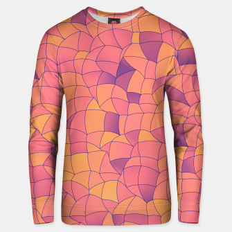 Miniatur Geometric Shapes Fragments Pattern 2 cr2i Unisex sweater, Live Heroes