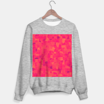 Thumbnail image of Geometric Shapes Fragments Pattern 2 ip3 Sweater regular, Live Heroes