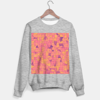 Thumbnail image of Geometric Shapes Fragments Pattern 2 cr2i Sweater regular, Live Heroes