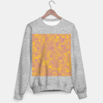 Thumbnail image of Geometric Shapes Fragments Pattern 2 pyp2 Sweater regular, Live Heroes
