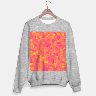 Thumbnail image of Geometric Shapes Fragments Pattern 2 yp Sweater regular, Live Heroes