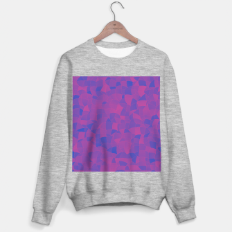 Thumbnail image of Geometric Shapes Fragments Pattern 2 pb3 Sweater regular, Live Heroes