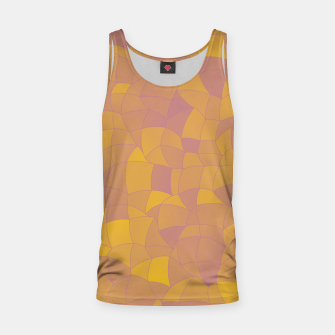 Miniaturka Geometric Shapes Fragments Pattern 2 pyp2 Tank Top, Live Heroes