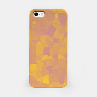 Thumbnail image of Geometric Shapes Fragments Pattern 2 pyp2 iPhone Case, Live Heroes