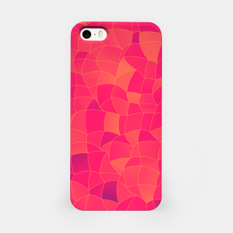 Thumbnail image of Geometric Shapes Fragments Pattern 2 ip3 iPhone Case, Live Heroes