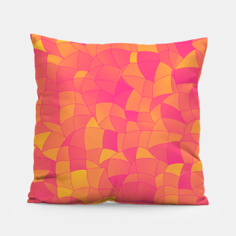 Thumbnail image of Geometric Shapes Fragments Pattern 2 yp Pillow, Live Heroes
